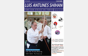 Stage Luis Antunes Shihan